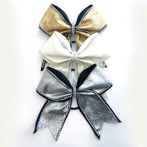 Deluxe Cheer Bow