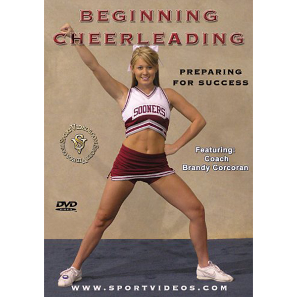 DVD Beginning Cheerleading