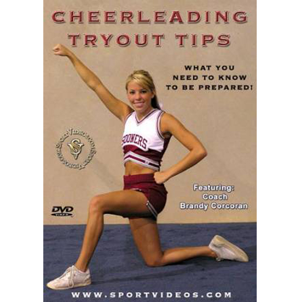 DVD Cheerleading Tryout Tips